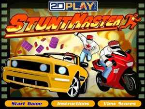 The Stunt Master Play Station Game Review